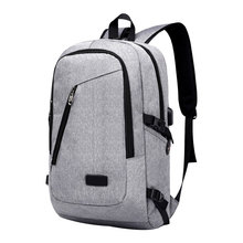 Simple Canvas Backpack School bag For Teenagers Student book Laptop Back pack travel  Men satchel Rucksack travel rucksack business simple travel backpack men gray colors oxford multifunctional backpack 2018 college student school bag