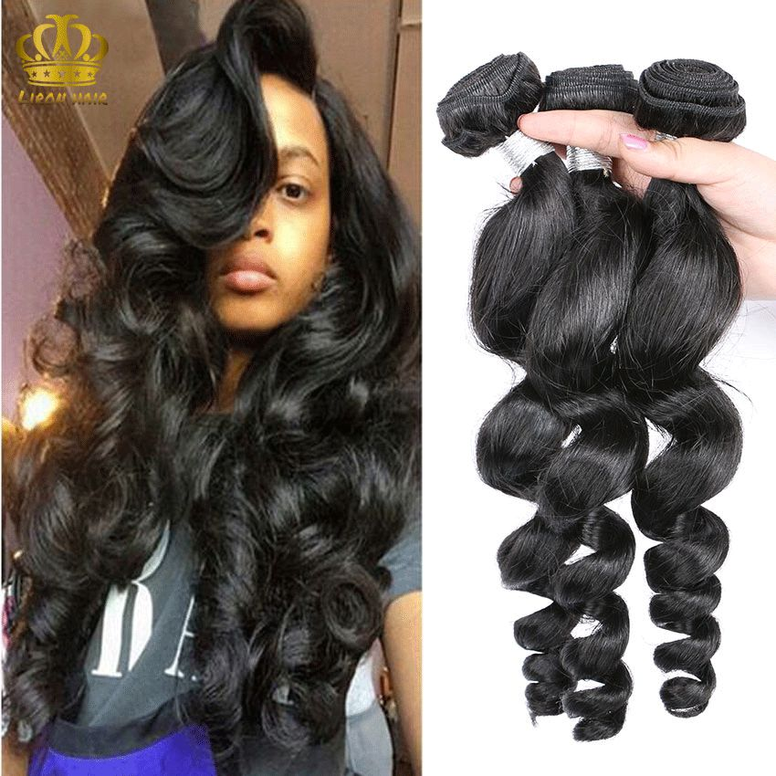 Exotic hair extensions image collections hair extension hair exotic wave 8a mongolian loose wave virgin hair 3 bundle deals exotic wave 8a mongolian loose pmusecretfo Image collections