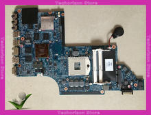 Top quality , For HP laptop mainboard DV7-6000 639391-001 HM65 Laptop motherboard,100% Tested 60 days warranty