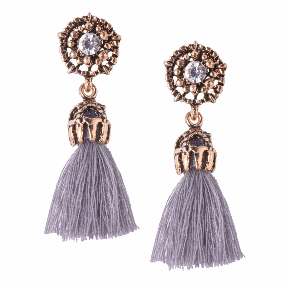 Серьги NEW Rhinestone Long Tassel Dangle Earrings for Women Thread Fringe Drop  Earrings. В избранное. gallery image 6072a17a2e50