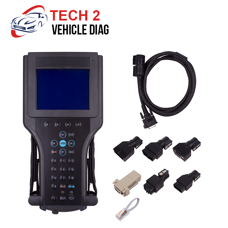 For SAAB Tech2 diagnostic tool for G M SAAB OPEL SUZUKI ISUZU Holden for gm tech