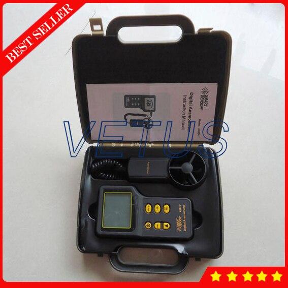 AR826+ Digital Anemometer Price with measuring range 0~45m/s