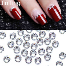 Buy diamond nail designs and get free shipping on aliexpress 1440pcs nail decorative design crystal diamond nail bag mobile phone clothes acrylic ss4 15mm prinsesfo Image collections