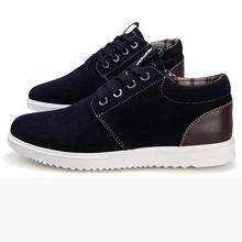 2019 New Fashion Men British Shoes High Quality Breathable Shoes Wear Resistant Casual Sneakers