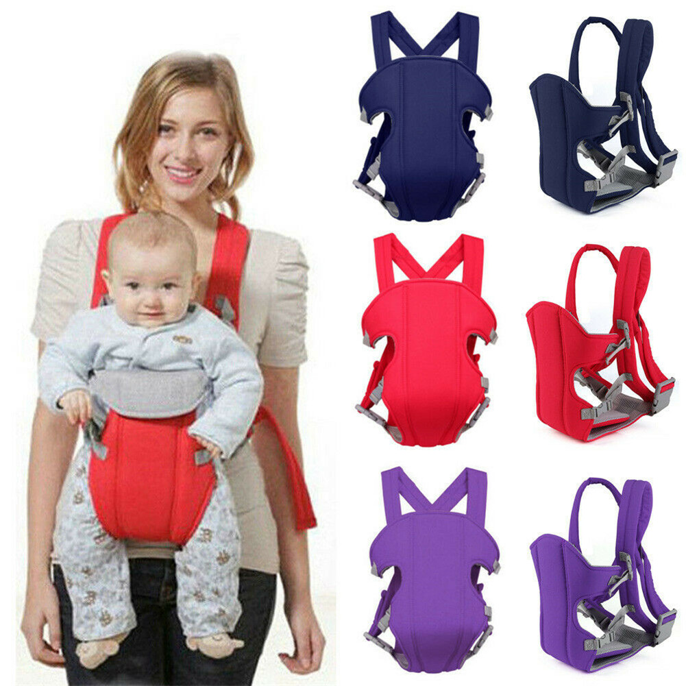 baby carrier front or back