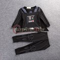Star Wars Darth Vader Cosplay Kids Onesies Winter Autumn Pajamas Homewear D1228