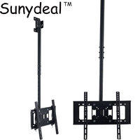 TV Stand For LG Sony Swivel Ceiling LED LCD TV Wall Mount Bracket 30 32 37