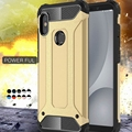Rugged Armor Mi 9 SE Case For Xiaomi Redmi Note 5 6 Pro 7 Case Plus 4X 4 6A S2 Mi A1 6X A2 8 Lite Pocophone F1 Cases PC Silicone