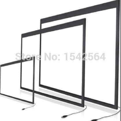 70 inch Multi touch screen Infrared IR Touch Frame 2 points IR Touch panel for project70 inch Multi touch screen Infrared IR Touch Frame 2 points IR Touch panel for project