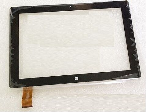 New touch screen digitizer For 10 1 wins Tablet Oysters T104RWi 3G T104 RWI Front Touch