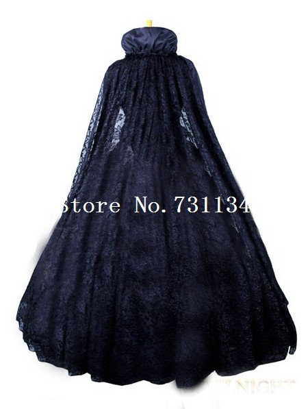 black-long-sleeves-gothic-victorian-dress-with-lace-cape