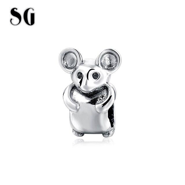 [Sponsored]Sitting Rabbit Charm Bracelet Bead - Sterling Silver 925 vsc7wKA53