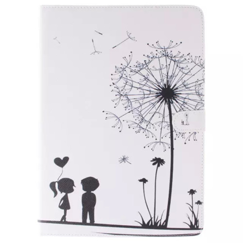 Fashion Flower UK USA Flag tablet Case For Samsung Galaxy Tab S 10.5 T800 Leather Cover with Card Holder Free Shipping