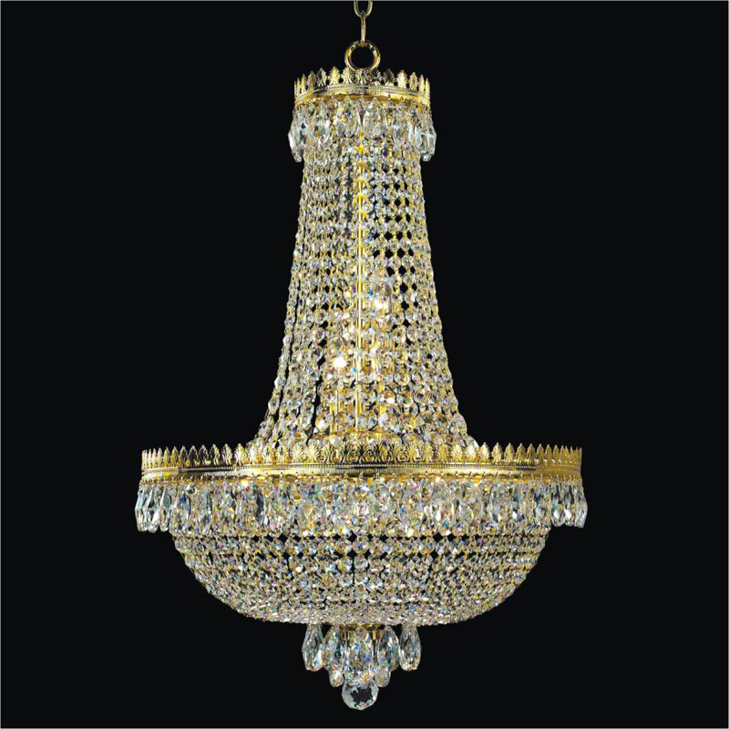 Phube Lighting French Empire Gold Crystal Chandelier Lustre Chrome Chandeliers Modern Chandeliers Light Lighting Free Shipping beibehang mediterranean flower pastoral american personality wall paper bedroom living room background papel de parede wallpaper