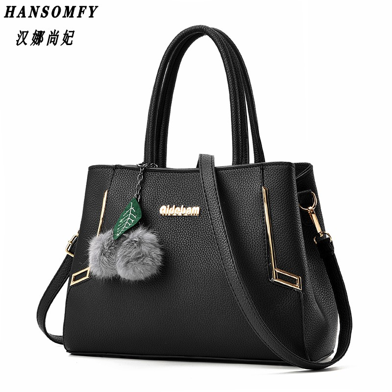 HNSF 100% Genuine leather Women handbag 2017 New Fashion bag Crossbody Handbag Shoulder Bag Women's messenger bags tote handbags  100% genuine leather women handbag 2017 new commuter type fashion handbag crossbody shoulder handbag women messenger bags