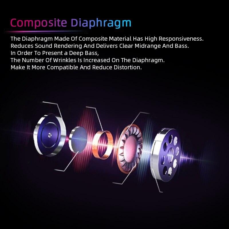 Capsule TWS Wireless Earbuds V5.0 Bluetooth Earphone With Deep Bass 8