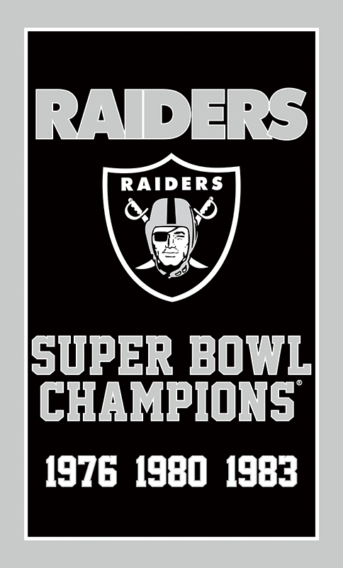 Oakland Raiders Flag Las Vegas Raiders 3x5ft 90x150cm 100d Polyester Digital Printing Super Bowl Champions Banner Raiders Flag Oakland Raiders Flagoakland Raiders Aliexpress