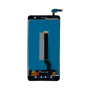 Image 2 - For zte Z956 X4 LCD screen with touch screen replacement parts for screen graphics tablet 1280*720 free shipping
