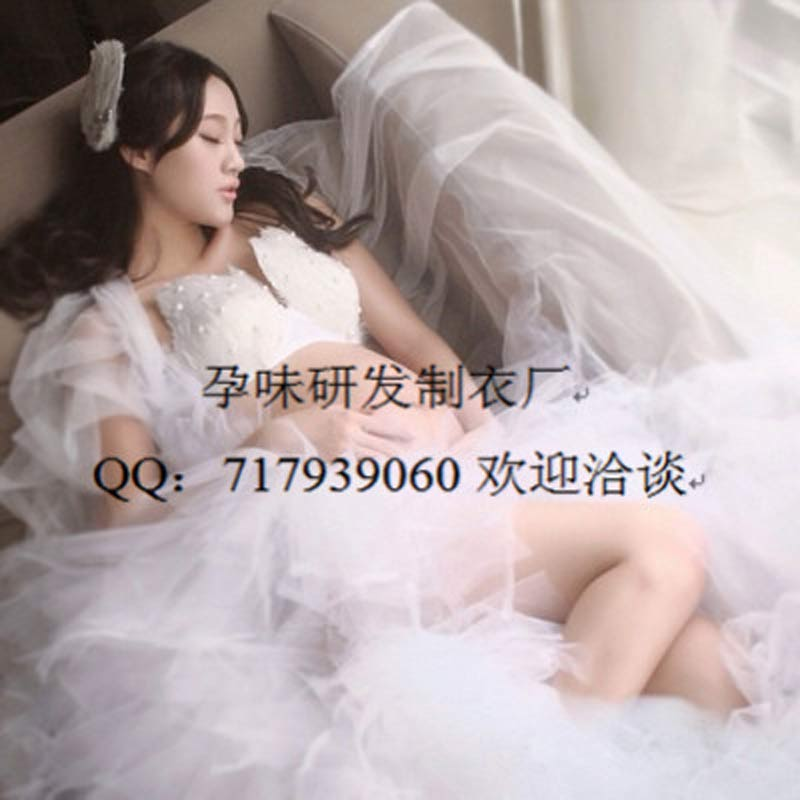 ФОТО maternity photography props summer lace white Long Maternity wear lace dress pregnant dress for photography Fancy
