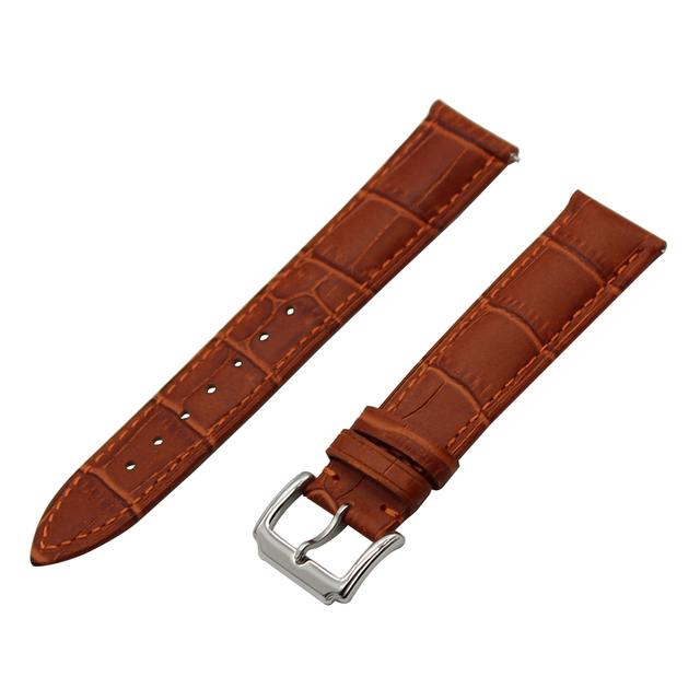 Quick Release Watch Band 18mm 20mm 22mm for CK Calvin Klein Men Women Genuine Leather Strap Stainless Steel Buckle Belt Bracelet