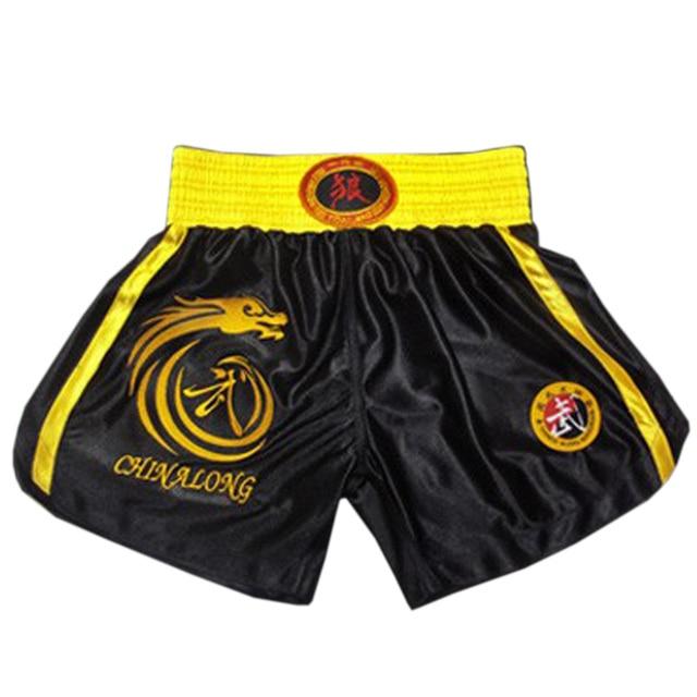 Kurze Erwachsene Mma Tuch Taekwondo Us15 Boxen Hosen Boxeo 59 35Off Wettbewerb Kleidung Kampfkunst Thai Sportswear sanda Shorts Junge Wushu Muay kXZiuTOP