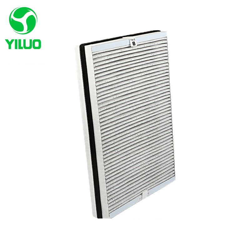 365*45*278mm size hepa filter with high quality efficient addition to formaldehyde composite air purifier parts AC4076 AC4147 аксессуары для увлажнителей воздуха philips ac4147 ac4076 4016