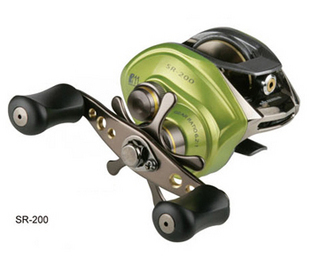 Bait casting Okuma - renault sr-200 drop round lure wheel fishing vessel fish reel water drop wheel