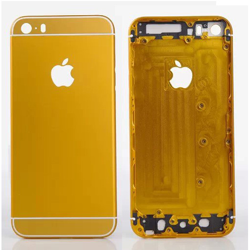 iPhone 5S 5 5G Replacement Part Full Housing Back Battery Aluminum Cover Metal - My UU shop store