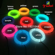 Light-Tube El-Wire Neon Decorative Glowing Party 10-Colors USB Car DJ 5V Rope-Strip Energy-Saving