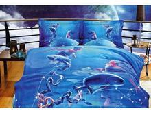 Комплект постельного белья двуспальный-евро tango, Гороскопы, Рыбы