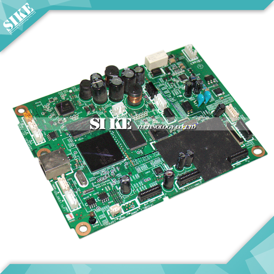 Logic Main Board For Canon MX328 MX 328 Formatter Board Mainboard 6p18w00044 a2 logic board hsd280muw3 a00