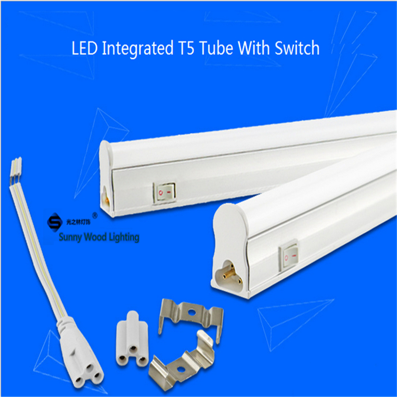 Free shipping 25pcs/carton 1.2m 18W T5 integrated led tube with switch ,seamless tube replace 28W fluorescent tube for work shop free shipping 10pcs carton 1 2m 18w 36w led t5 single tube double tube light with shiled to replace 28w 36w traditional light