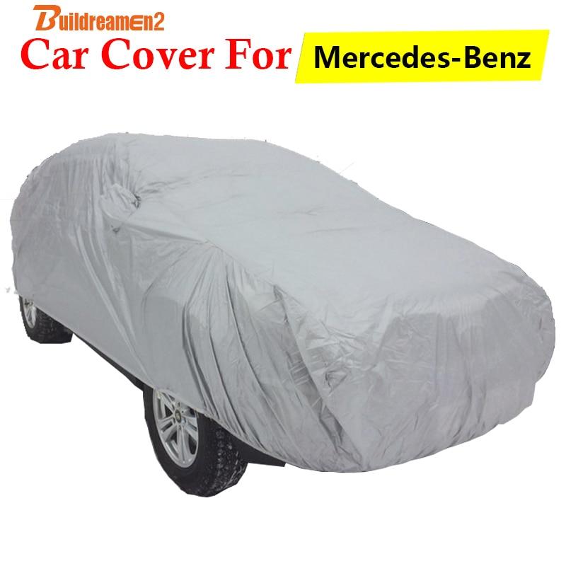 Buildreamen2 Car-Cover E250D Mercedes-Benz for E200/E220/E240/.. Sun-Rain