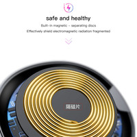 Baseus UFO Wireless Charger For iPhone X 8 Samsung Note8 S9 S8 Mobile Phone 10W Qi Wireless Charging Charger Fast Charging Pad 3
