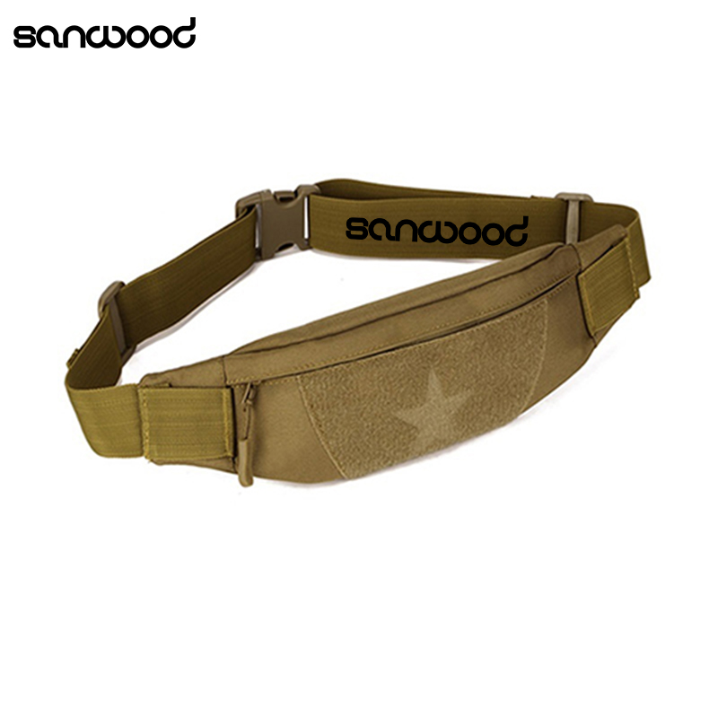Hot New Unisex Waterproof  Travel Phone Fanny Pack Waist Pouch Bag