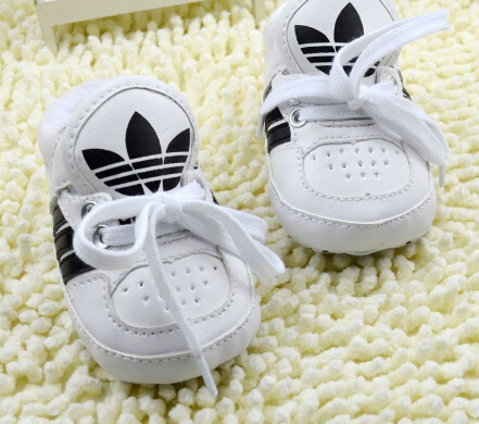 Aliexpress.com : Buy Fashion 2014 Baby Shoes White T tied Shoes ...