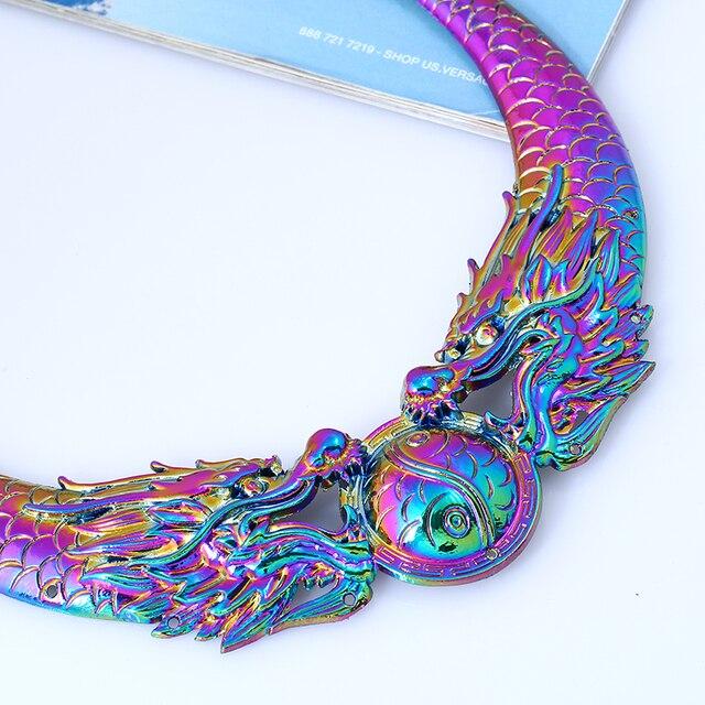 Фото lzhlq богемский этнический ожерелье эффектное женское 2020 популярный цена