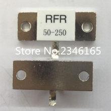 Резистор фиктивной нагрузки RFR-50-250 RFR В переменного тока, 50-250 RFR50-250 250 W 50R 50 Ом 250 Вт одноконтактный 1 шт./лот