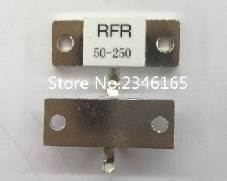 dummy load resistor RFR-<font><b>50</b></font>-<font><b>250</b></font> RFR <font><b>50</b></font>-<font><b>250</b></font> RFR50-<font><b>250</b></font> 250W 50R <font><b>50</b></font> Ohms <font><b>250</b></font> Watt Single PIN new original 1pcs/lot image