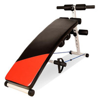 Ab Rollers Stable Durable Exerciser Home Gym household Indoor Good Quality Crunches Board Fitness Equipment