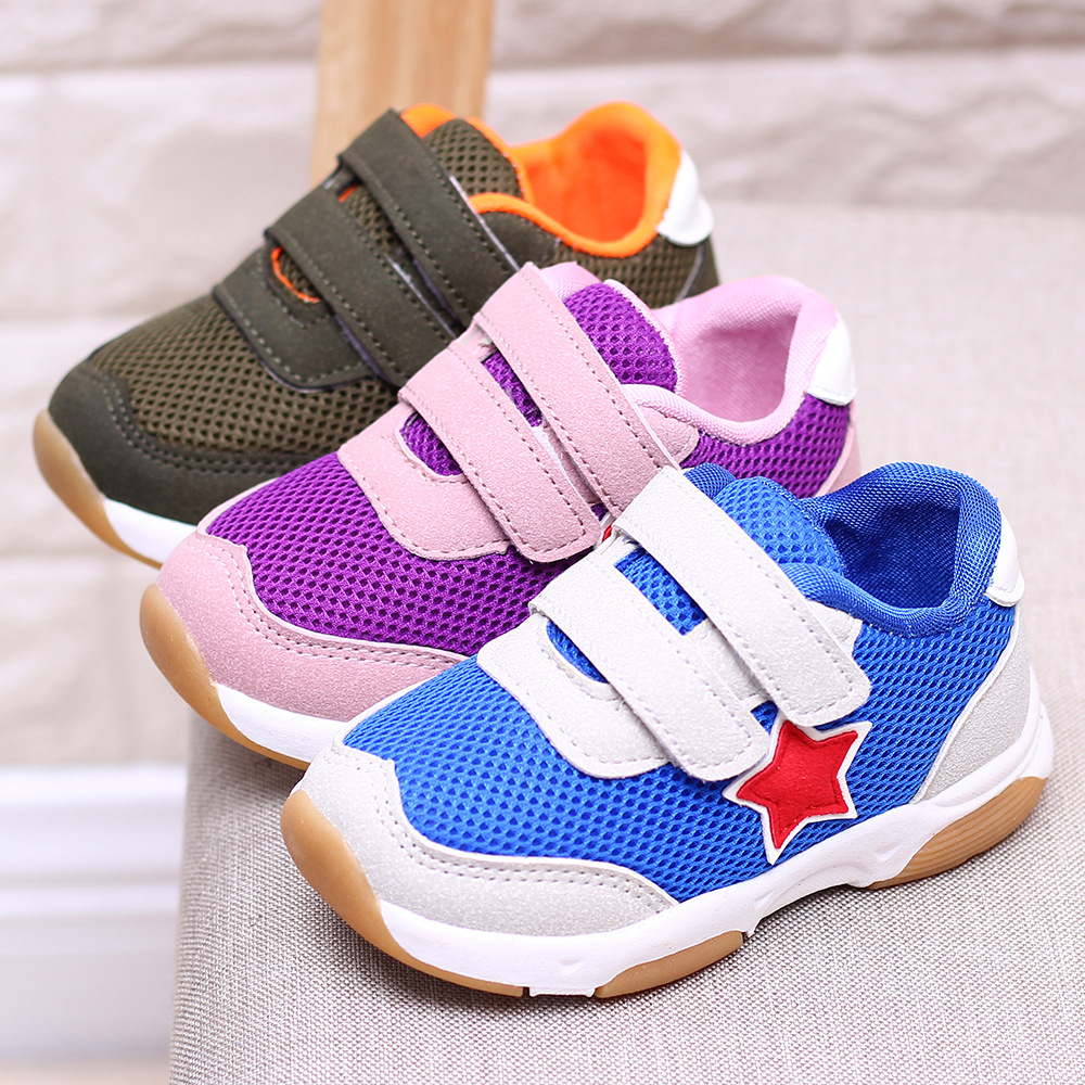 Kids Baby Girl Shoes Autumn/spring Baby Fashion Todder Shoes Sneaker Boys Children Breathable Shoes Infant Girls Casual Shoe
