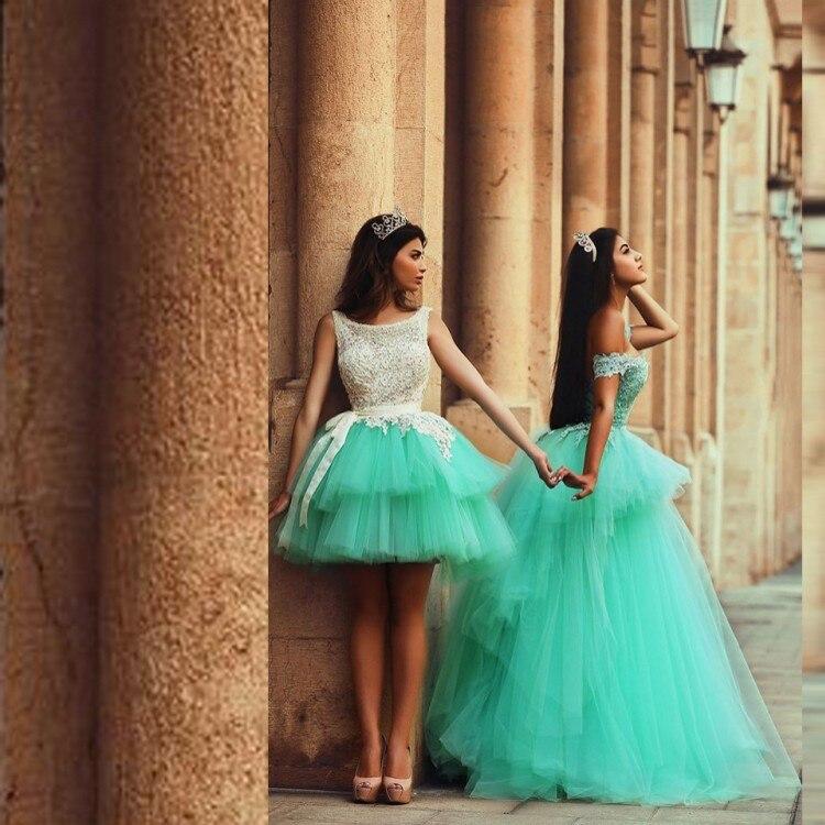 Dynamic Jade Green Ball Long Ball Gowns Sweetheart Short Cap Sleeves