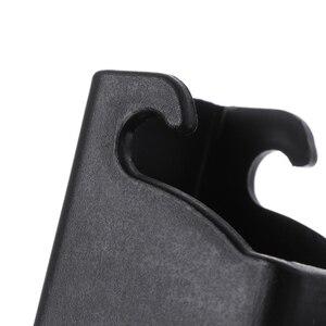 Image 5 - 1 par de pestillo ISOFIX para asiento de bebé y coche, Conector de correa, ranura de guía