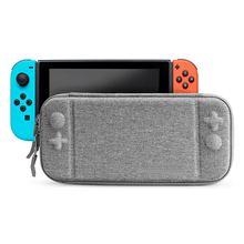 Cứng EVA Túi Lưu Trữ Du Lịch Túi Đựng Dành Cho Máy Nintendo Switch Cho NS Nintend Công Tắc Protectiv