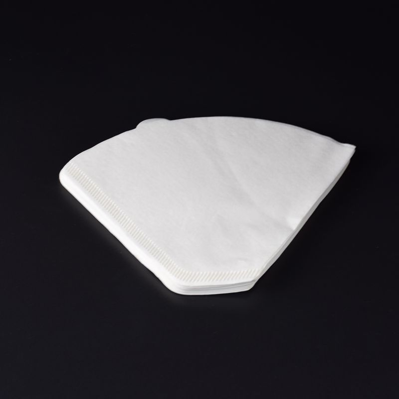 Free Shipping Coffee Filters 40PCS Per Bag Coffee Dripper Filter American Coffee Maker Accessories White