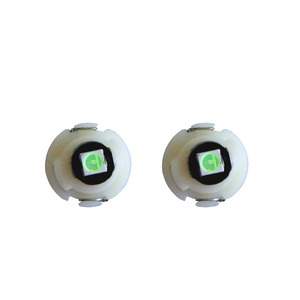 Image 3 - 100Pcs T3 T4.2 T4.7 1 SMD 3030 LED Car Auto Dashboard Warning Indicator light Instrument Cluster Bulb Side Light Indicator light