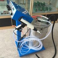 New WX 958 Powder Electrostatic Spraying Machine Double Display Electrostatic Spray Powder Coating Machine AC 110V/220V 40W 45L