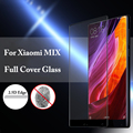 2.5D Genuine Front Full Cover Anti-Explosion Proof Tempered Glass Film Guard Screen Protector For Xiaomi Mi Mix 6.4 inch