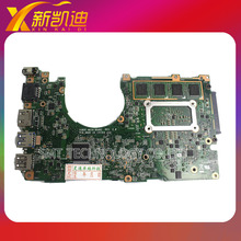 X202E Q200E S200E X201E laptop motherboard mainboard for ASUS With I3-2365CPU on board Tested ok free shipping