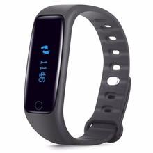 Teclast H10 Teclast H10 Bluetooth 4.0 умный Браслет Шагомер активно Фитнес трекер сигнализации Wechat спортивные для iOS и Android